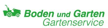 Logo Boden und Garten